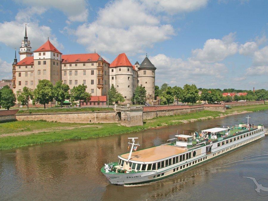 Flussreise auf der Elbe: Potsdam – Tetschen (Prag) – Dresden